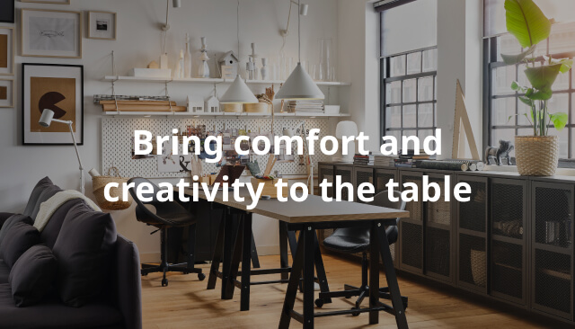 IKEA Business Inspirations - Comfort and Creativity