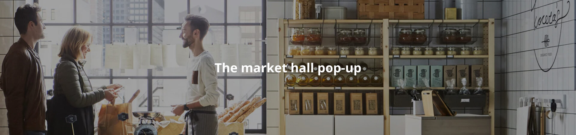 IKEA Business Inspirations - Market Hall