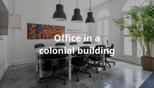 IKEA Business - Colonial Building